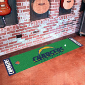 San Diego Chargers Putting Green Runner