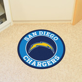 San Diego Chargers Roundel Mat