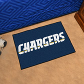 "San Diego Chargers Starter Rug 19""x30"""