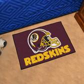 "Washington Redskins Starter Rug 19""x30"""