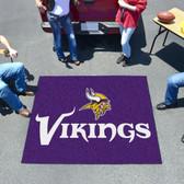 Minnesota Vikings Tailgater Rug 5'x6'
