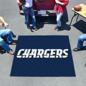 San Diego Chargers Tailgater Rug 5'x6'