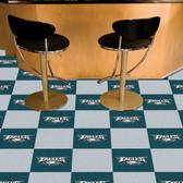 "Philadelphia Eagles Carpet Tiles 18""x18"" tiles"
