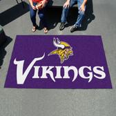 Minnesota Vikings Ulti-Mat 5'x8'