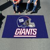 New York Giants Ulti-Mat 5'x8'