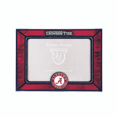 Alabama Crimson Tide  2015 Art Glass Frame