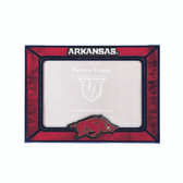 Arkansas Razorbacks  2015 Art Glass Frame