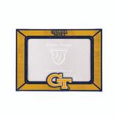 Georgia Tech Yellow Jackets  2015 Art Glass Frame