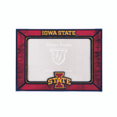 Iowa State Cyclones  2015 Art Glass Frame