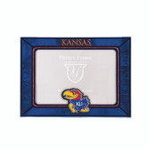 Kansas Jayhawks  2015 Art Glass Frame