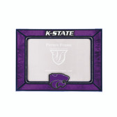 Kansas State Wildcats  2015 Art Glass Frame