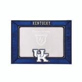 Kentucky Wildcats  2015 Art Glass Frame