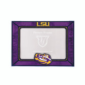 LSU Tigers  2015 Art Glass Frame