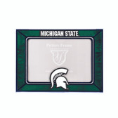 Michigan State Spartans  2015 Art Glass Frame