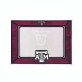 Texas A&M Aggies 2015 Art Glass Frame