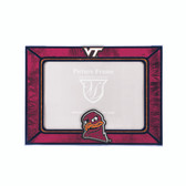 Virginia Tech Hokies 2015 Art Glass Frame