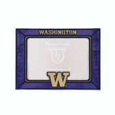 Washington State Cougars 2015 Art Glass Frame