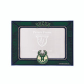 Milwaukee Bucks 2015 Art Glass Frame
