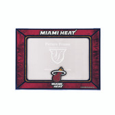 Miami Heat 2015 Art Glass Frame