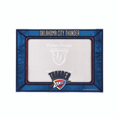 Oklahoma City Thunder 2015 Horizontal Art Glass Frame