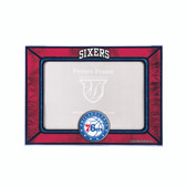 Philadelphia 76ers 2015 Horizontal Art Glass Frame