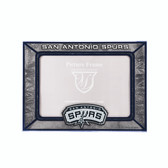 San Antonio Spurs 2015 Horizontal Art Glass Frame