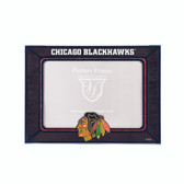 Chicago Blackhawks 2015 Art Glass Frame