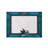 San Jose Sharks 2015 Art Glass Frame