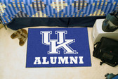 "Kentucky Wildcats Alumni Starter Rug 19""x30"""