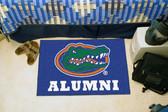 "Florida Gators Alumni Starter Rug 19""x30"""