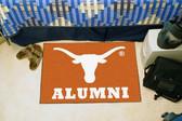 "Texas Longhorns Alumni Starter Rug 19""x30"""