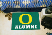 "Oregon Ducks Alumni Starter Rug 19""x30"""