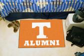 "Tennessee Volunteers Alumni Starter Rug 19""x30"""
