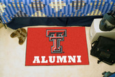 "Texas Tech Red Raiders Alumni Starter Rug 19""x30"""