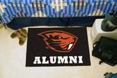 "Oregon State Beavers Alumni Starter Rug 19""x30"""