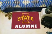 "Iowa State Cyclones Alumni Starter Rug 19""x30"""