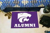 "Kansas State Wildcats Alumni Starter Rug 19""x30"""