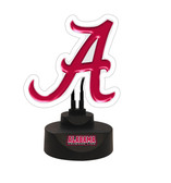 Alabama Crimson Tide Team Logo Neon Lamp