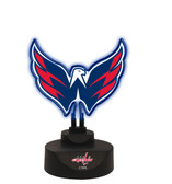 Washington Capitals Team Logo Neon Lamp