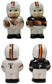 Oregon State Beavers Player Salt and Pepper Shaker Set