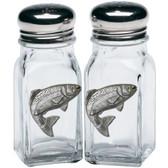 Trout Salt & Pepper Shakers