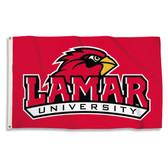 Lamar Cardinals 3 Ft. X 5 Ft. Flag W/Grommets