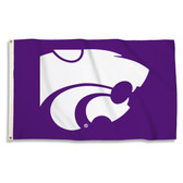 Kansas State Wildcats 3 Ft. X 5 Ft. Flag W/Grommets