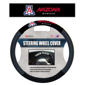 Arizona Wildcats Poly-Suede Steering Wheel Cover