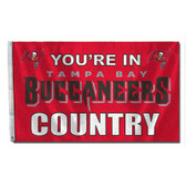 Tampa Bay Buccaneers 3 Ft. X 5 Ft. Flag W/Grommets