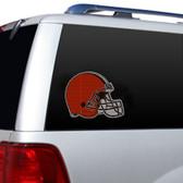 Cleveland Browns Die cut Window Film