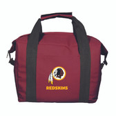 Washington Redskins 12 Pack Soft-Sided Cooler