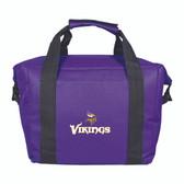 Minnesota Vikings 12 Pack Soft-Sided Cooler
