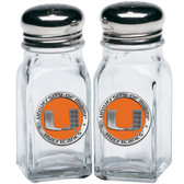 Miami Hurricanes Salt & Pepper Shakers