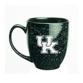 Kentucky Wildcats 15 oz. Black Bistro Mug